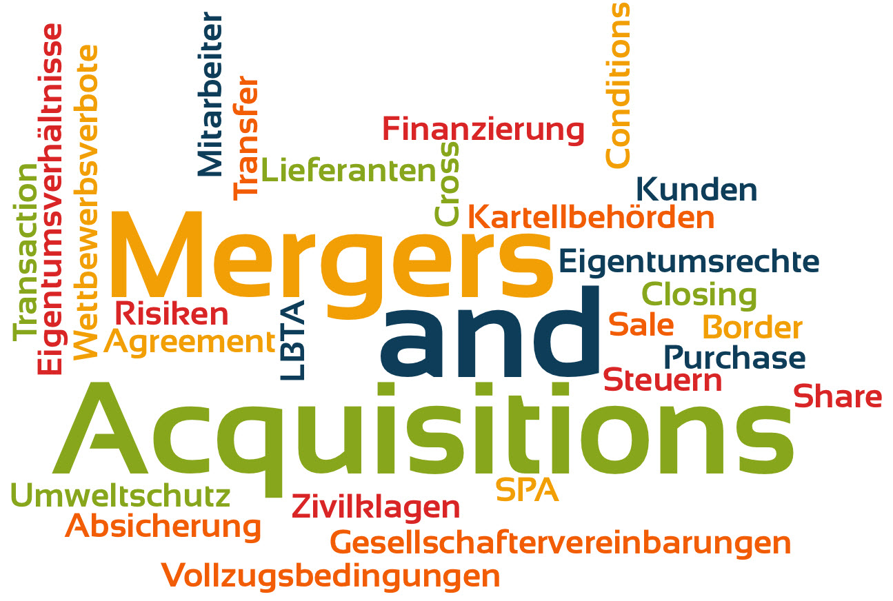 Mergers and Acquisition -